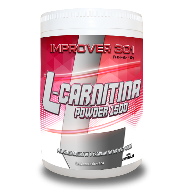 L-Carnitina Powder 480g