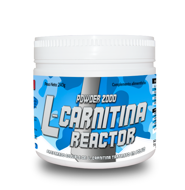 L-Carnitina Reactor Powder 2000