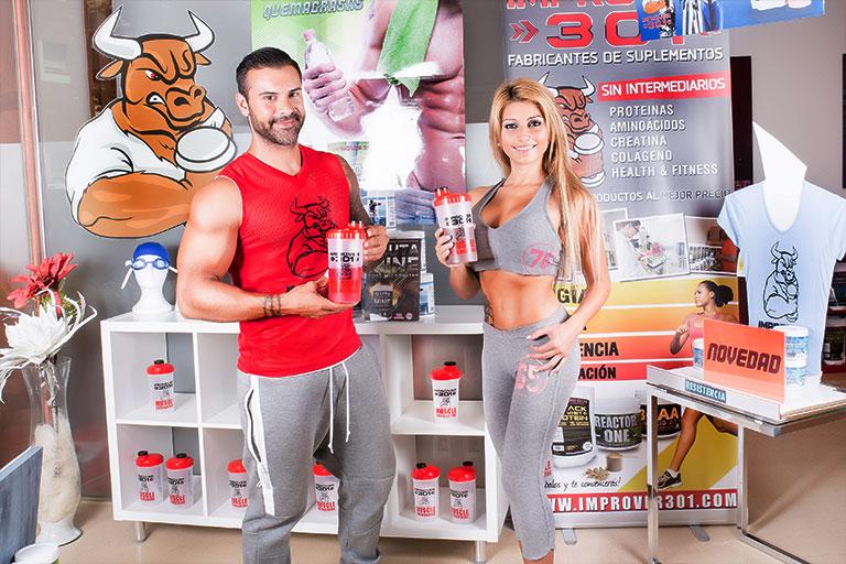 improver 301 tienda de suplmentos para deportistas