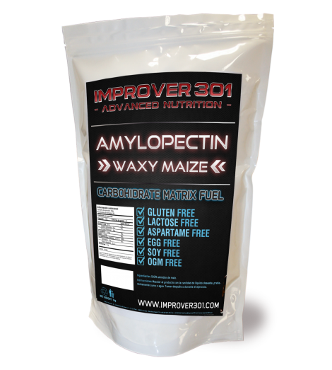 Amylopectin Waxy Maize Energy