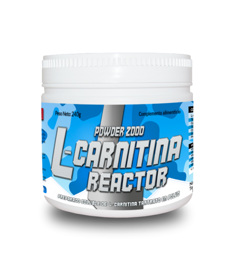 L-Carnitina Reactor 2000 Powder