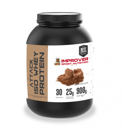 Attack ISO whey protein