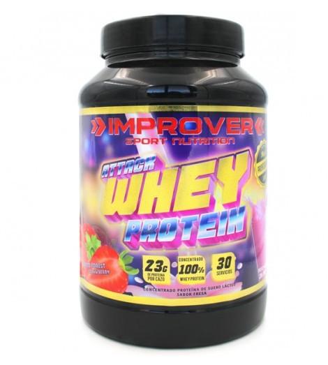 Attack whey protein