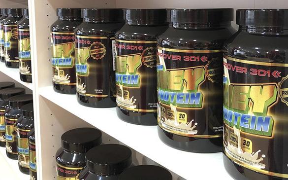 Tienda improver301 Terrassa Whey coconut